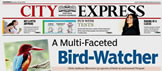 multifaceted birdwatcher New Indian Express